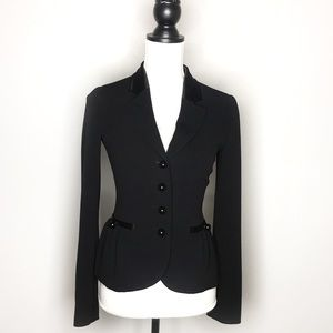 Moschino Cheap and Chic Button Blazer